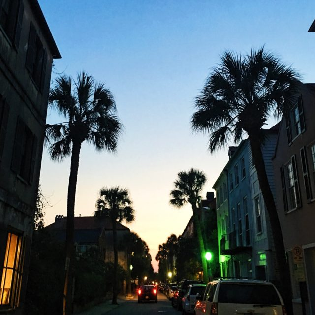 A Perfect Weekend in Charleston