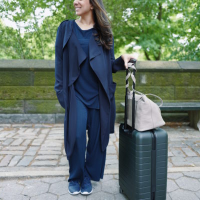What I Wear When I'm Traveling