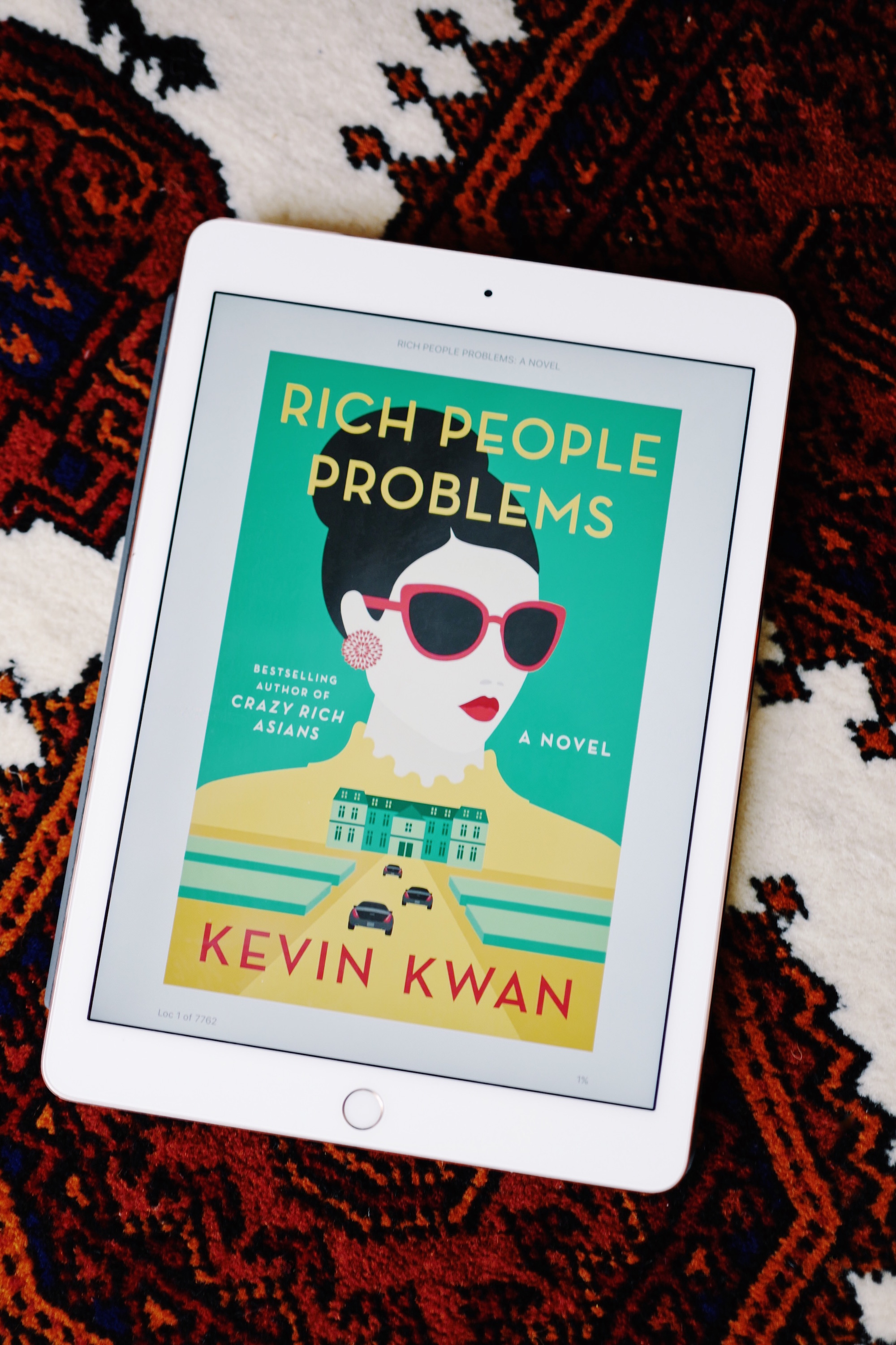 Book Review - Rich People Problems