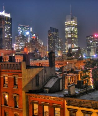 A Perfect Day – Hell's Kitchen, New York City