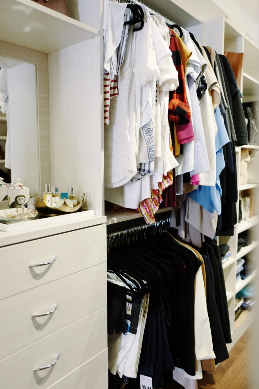 Separates Organized By Fitz