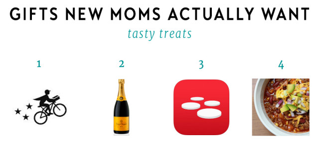 New Mom Gifts - Food