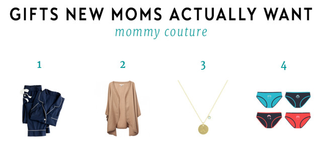 New Mom Gifts - Style